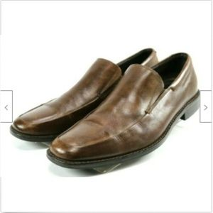 Banana Republic Men's Dress Loafers Sz 8.5 Leather